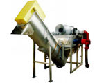 Аппарат для паротермической очистки корнеплодов от кожуры А9.КЧЯ