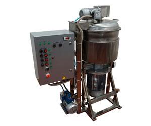 Куттер вертикальный ИПКС-032-80(Н), 900 кг/ч; 80л; 19,0 кВт