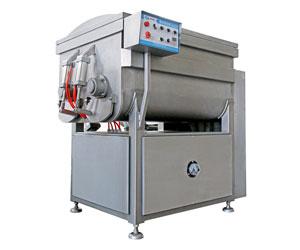 Фаршемешалки ZKJB-150 – ZKJB-2000, вакуумные, 2 шнека (Китай)