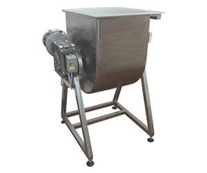 Фаршемешалка ИПКС-019-300(Н), 300 литров, 1 лопастной шнек