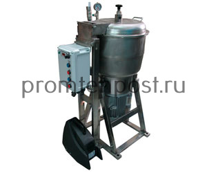 Куттер-блендер вакуумный ИПКС-032-50