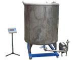 Комплект оборудования для приемки и взвешивания молока ИПКС-0125Цн