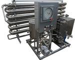 Пастеризатор-охладитель ИПКС-013-3000-300