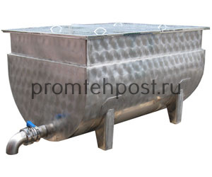 Ванна творожная ИПКС-021-1250П(Н)