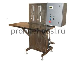 Дозатор жидких и вязких продуктов ИПКС-071(Н)