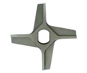 Нож крестовой D125 20x25