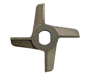 Нож крестовой D82 13x16 литой
