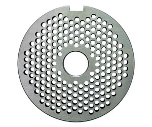 Решётка D125 отв. 5 мм