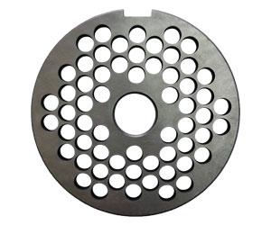 Решётка D125 отв. 10 мм