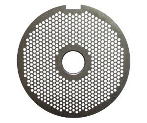 Решётка D125 отв. 3 мм